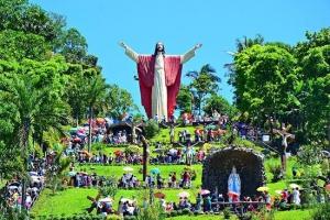 #Ziwi Ziarah Bukit Tangan Tuhan KAMAY NI HESUS, Philipina